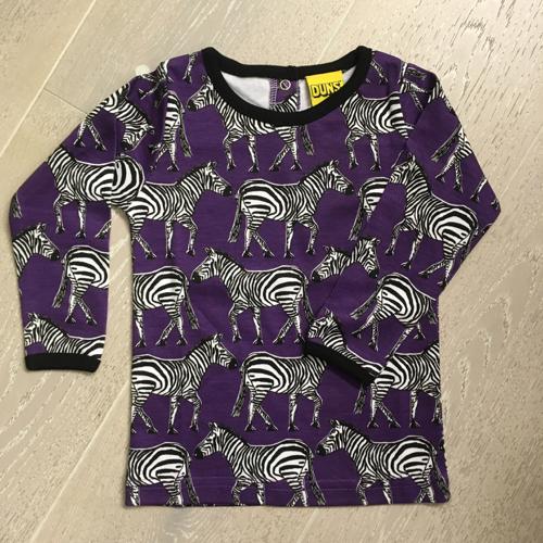 maglietta-viola-zebre-duns-nordicbaby